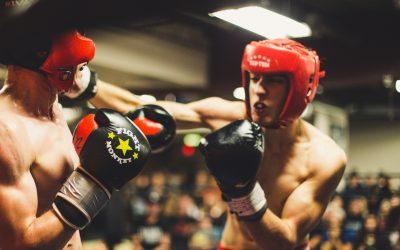 Sport di contatto: come proteggere gli occhi