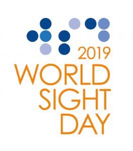 Lodo della Giornata Mondiale della Vista 2019